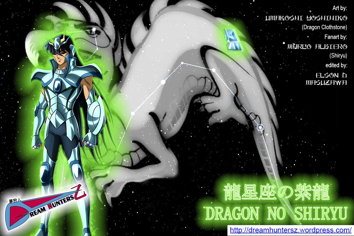Dragon no Shiryu - Bronze Clothstone